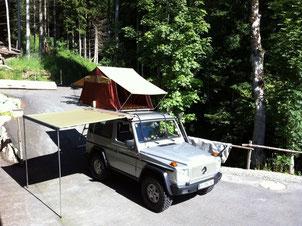 Reisemobil-Stellplatz bei rs-comfort