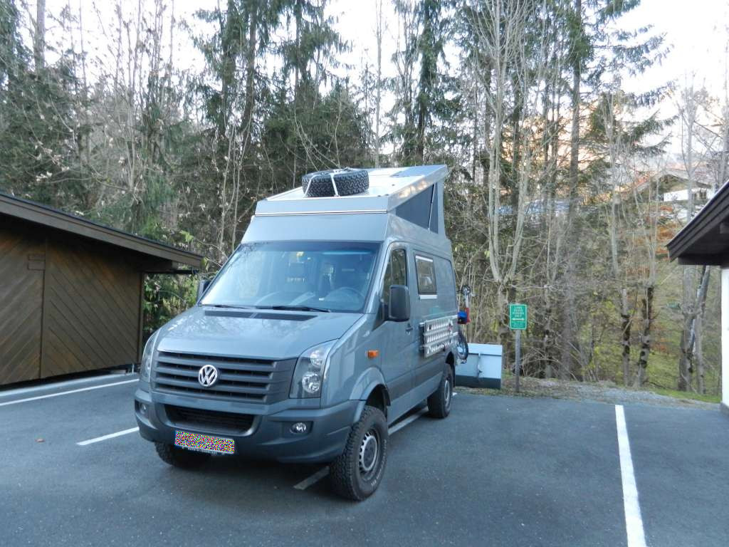 vw-crafter in Going